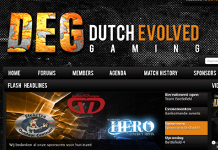 Dutch Evolved Gaming