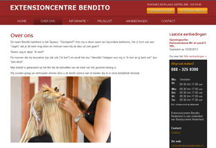 Extensioncentre Bendito